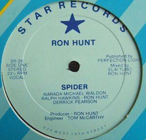 ronhunt-spiderUSA