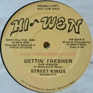 streetkings-fresher