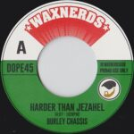 "Waxnerds again with a 7"" release and mix of Public Enemy's Harder Than You Think and the original sample by Shirley Bassey called Jezahel"