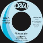 Daddy-O from Stetsasonic new release on Origu