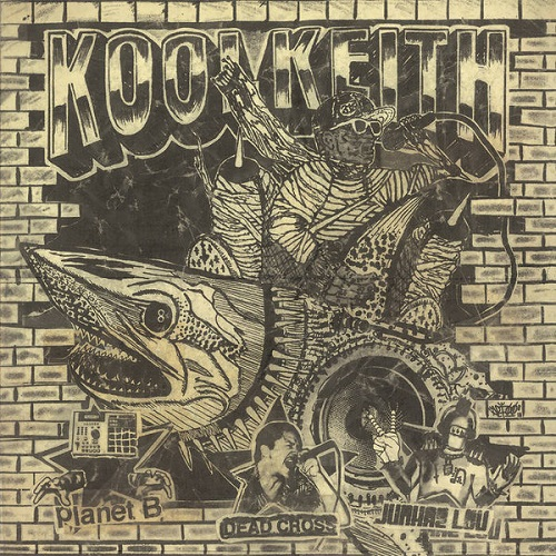 Kool Keith of Ultramagnetic MC's remixed on 7""