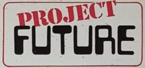 Artist logo taken from hype sticker on sleeve
