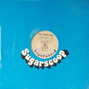 "The Beat Boys - Be Bop Rock 12"" in company sleeve"