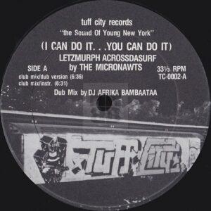 Micronawts 'Letzmurph acrossdasurf'