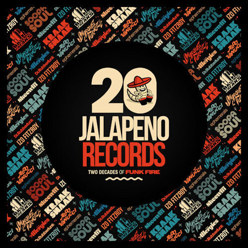 Various Artists - Jalapeno Records: Two Decades Of Funk Fire (CD) [Jalapeno Records 2021]