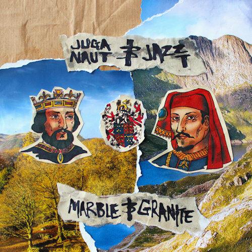"Juga-naut & Jazz T - Marble & Granite (7"") [Boot Records]"