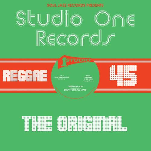 "Brentford All Stars - Greedy G (12"" Reissue) [Soul Jazz Records]"