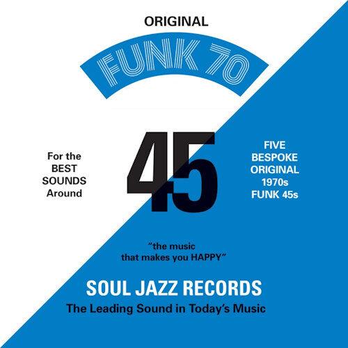"Various Artists - Funk 70 (5x7"" Box Set) [Soul Jazz Records]"