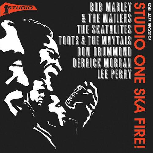 "Various Artists - Studio One Ska Fire! (5x7"" Box Set) [Soul Jazz Records]"