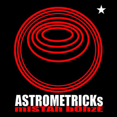 "Mistah Bohze - Astrometricks EP (12"") [Britcore Rawmance]"